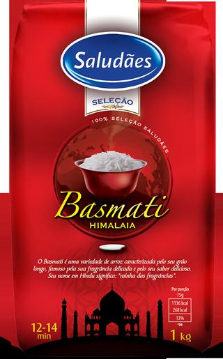 Saludães Basmati